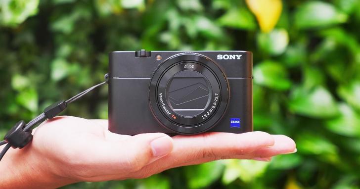 突破掌中隨身機極限 Sony RX100 V 評測