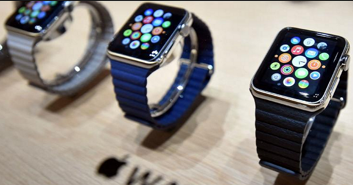 Apple Watch 待機畫面圖形商標案在中國敗訴,原因是法官說圖案太複雜