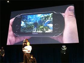 速報:Sony PSP 2 來了,請叫它 NGP