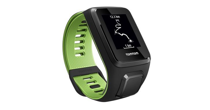 結合智慧功能、GPS 導航、心率偵測與音樂播放,TomTom 推出 RUNNER 3 運動錶