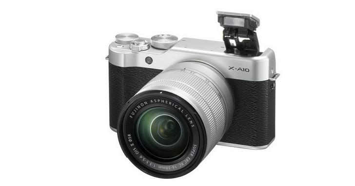 拿掉熱靴、掰直螢幕,富士正式發佈自家最便宜可交換鏡頭機身 X-A10