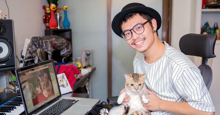 網紅不稀奇,「貓紅」更擄獲人心?專訪知名寵物粉絲頁「肚臍是隻貓」背後推手小冰~揭露不為人知的秘辛!