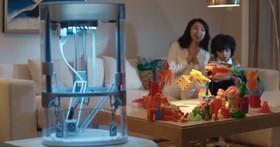 為兒童設計的Yeehaw 3D印表機,小朋友也能輕鬆建模以及分享自己印3D玩具