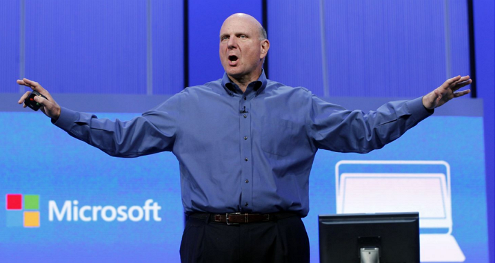 鮑爾默表示,雖然現在似乎在裁減硬體業務,但硬體還是微軟未來不可或缺的一部份