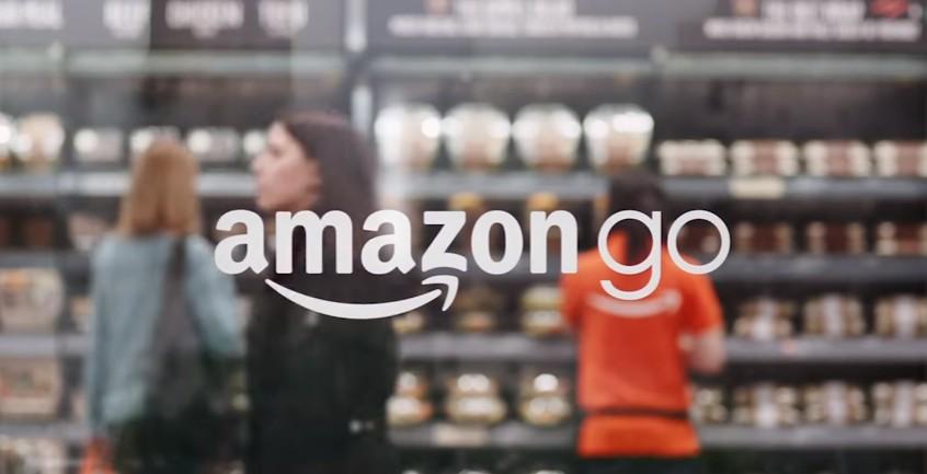 超市買東西不用排隊結帳,Amazon GO 讓顧客東西拿了就走