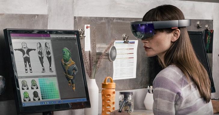 HoloLens發明人解釋:如果你的 HoloLens 眼鏡用到一半被別人搶走,怎麼保護你的資料安全?