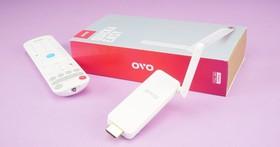 OVO 推出首款電視棒產品 OVO mini,即使在外出差旅遊,也能輕鬆看片追劇