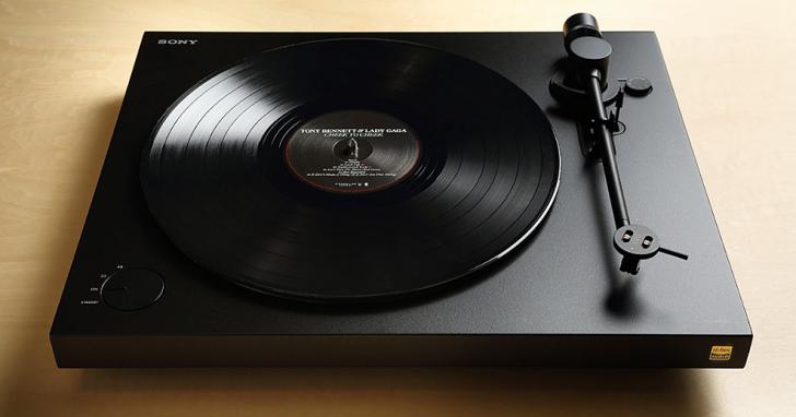 首部支援 DSD 直錄高解析數位檔!Sony 推出 PS-HX500 黑膠唱盤