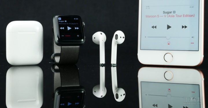 蘋果 AirPods 試聽,最適合 iPhone 的藍牙耳機