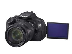 入門單眼不死,Canon EOS 600D、1100D 來了