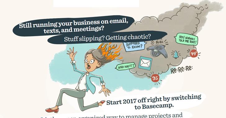 Basecamp網站開發者的告白:因為沒做A/B測試,我們損失了100萬美元   T客邦