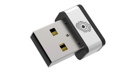 讓 Win10 裝置無痛升級指紋辨識!PQI 推出「My Lockey」USB 指紋辨識加密鎖