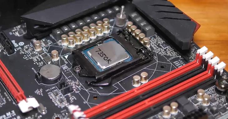 不鎖倍頻 Core i3-7350K 性能數據曝光,比美老大哥 Core i5-2500K