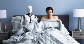法國婦女與機器人生活一年後,決定與它結婚