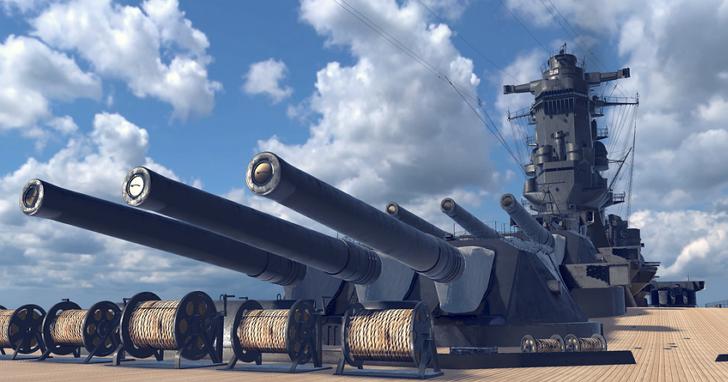 日本 VR 創舉,1:1 復原史上最巨大戰艦──大和號