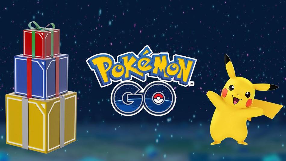 Pokemon Go 推聖誕特價禮包至1/3日為止,加碼延長灑花時間、連續十天送你孵蛋器