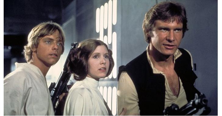 《星際大戰》迷們悲傷的一天:「莉亞公主」去世,銀河因此而黯淡