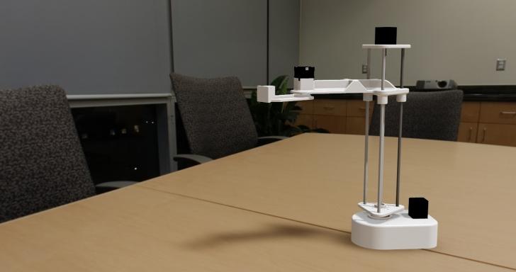 ShopArm簡易機械手臂,使用3D列印技術生產