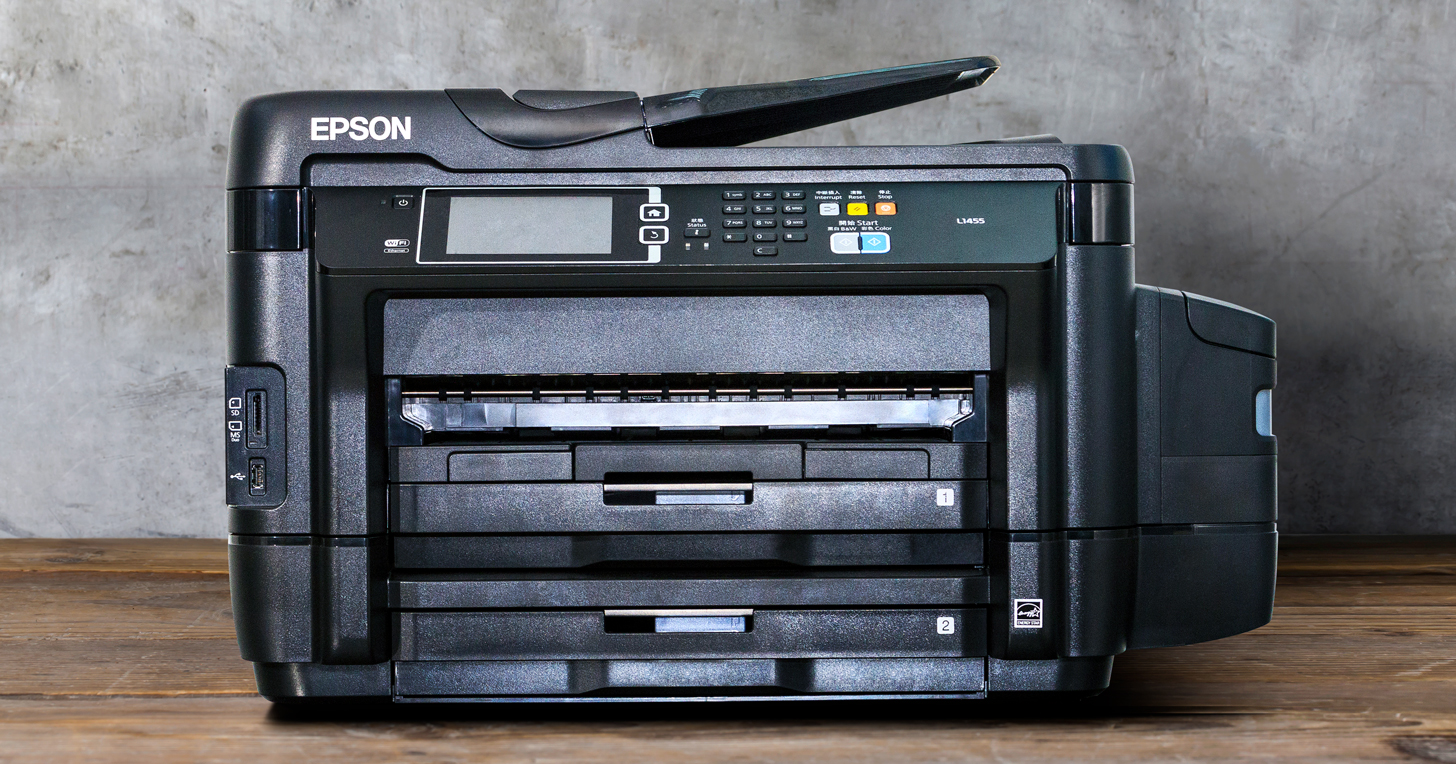 Epson L1455 全球首部 A3+ 連續供墨多功能事務機實測:省錢界的高手高手高高手