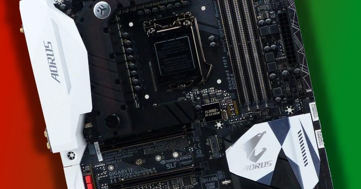 AORUS 品牌高階主機板,Z270X-Gaming 9 徹底研究