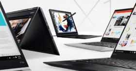 Lenovo 更新 ThinkPad X1 產品線,導入 Type-C 連接埠、續航力升級!