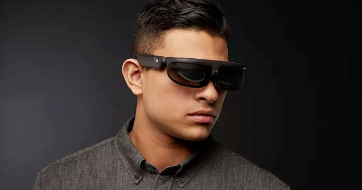 眼鏡中的旗艦機,這款AR眼鏡內建驍龍 835 處理器、還可拍4K影片