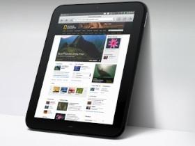 iPad 強敵,搭載 webOS 的 HP TouchPad 駕到