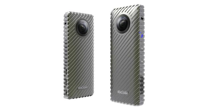 360 度 2K 環景直播,將來你可以用這台 Ricoh R 做到
