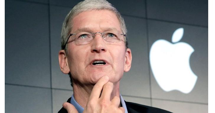 蘋果 2016 年業績不理想,CEO 庫克被降薪 150 多萬美元