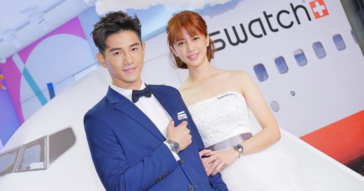 SWATCH 台北 101 形象店慶開幕,全新「旅行者的夢想」系列對錶浪漫上市