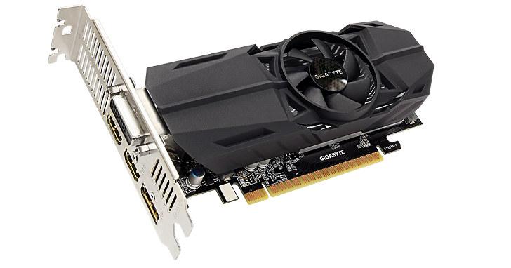 半高顯示卡新選擇,GIGABYTE 推出 2 款 GeForce GTX 1050 系列產品