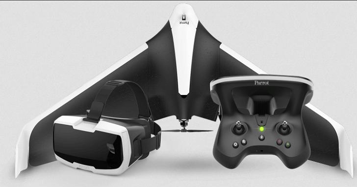 曾經做出最有趣無人機玩具的Parrot 不「玩」了,即將裁員 1/3 轉型做企業應用