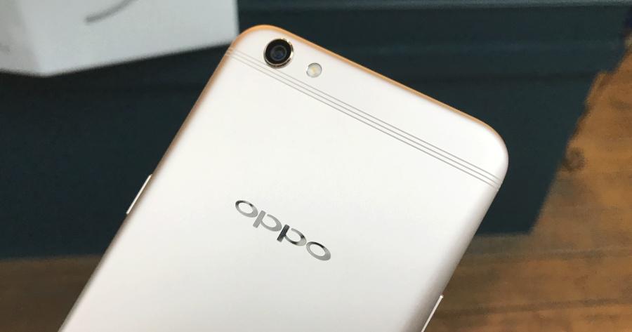 OPPO R9s 動手玩,以精緻外型取勝的自拍手機