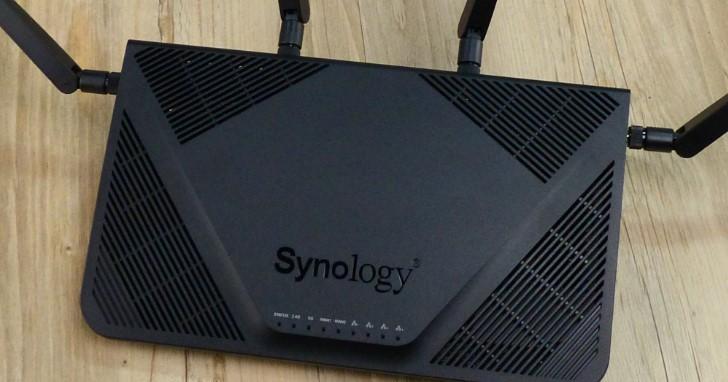 設定簡單、功能完整的網路套件中心!Synology RT2600ac 進入 802.11ac Wave 2 世代