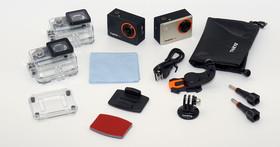 可以裝入口袋中的4K高畫質!輕巧易攜、連網操控更便利的「ThiEYE i60+生活行動攝錄影機」開箱實測!