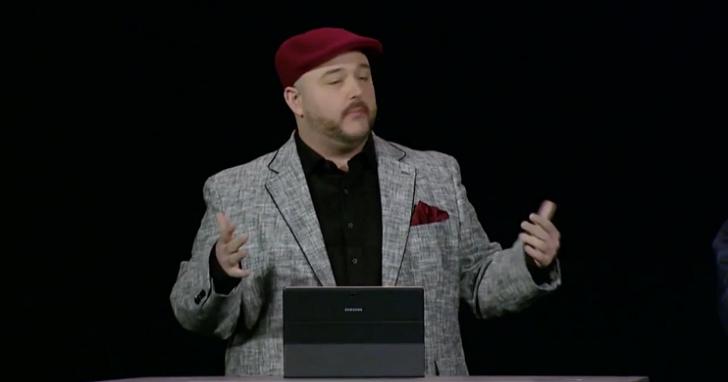 沒有永遠的鐵飯碗,微軟最出色的簡報明星「帽子先生」Bryan Roper發現自己被裁員:心痛