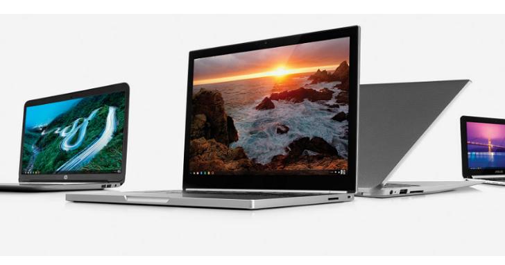 Google宣布,2017年所有新推出的Chromebook機種都將支援直接用Android app!
