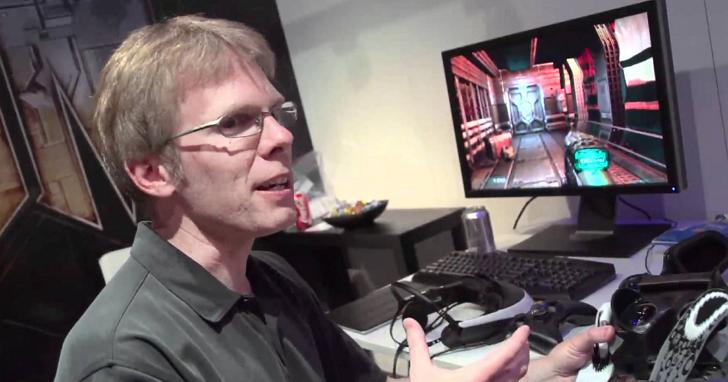 Oculus Rift 被控程式碼竊取自其它公司賠償5億美元!關鍵點在於開發出毀滅戰士、雷神之錘的 John Carmack