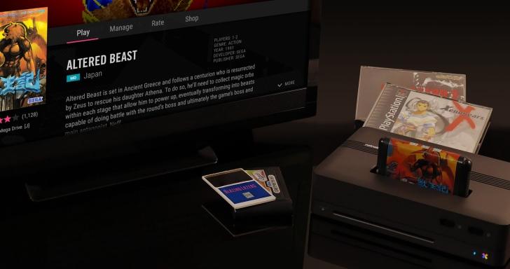超級懷舊主機又一發,Retroblox採模組化設計支援各種舊主機卡匣讀取、還可支援Twitch直播