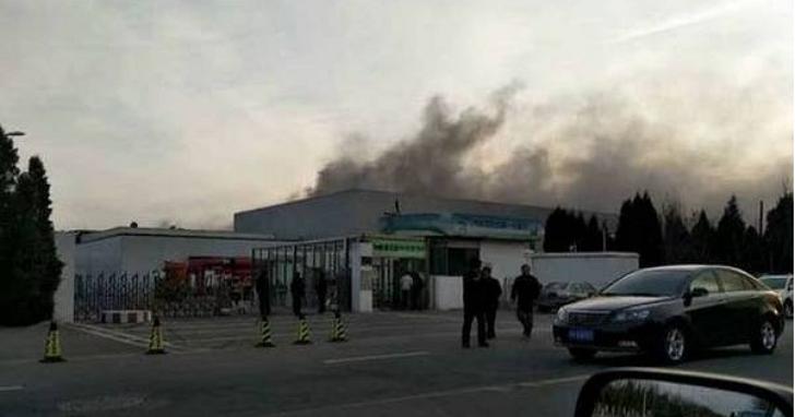 被指為生產Note7爆炸電池的三星SDI電池工廠,自己也燒起來了