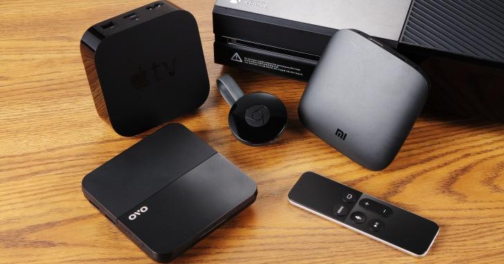 【百變電視盒】國內你能買到哪些串流電視裝置?用途目的各有不同