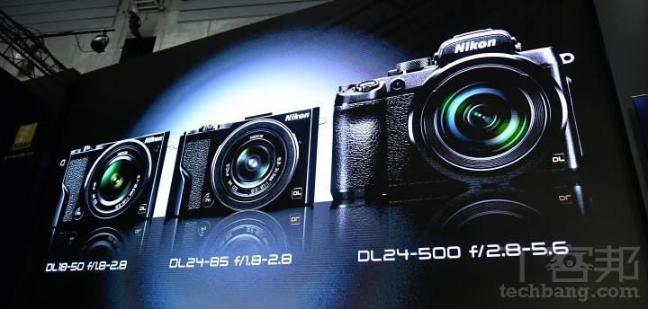 已成絕響!因熊本地震延遲出貨的 Nikon DL 確定終止上市計畫