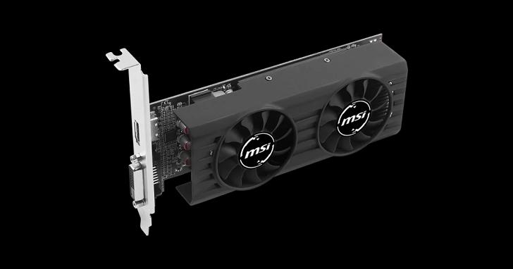 MSI 新推出 2 款 Radeon RX 460 顯示卡,採短板半高設計