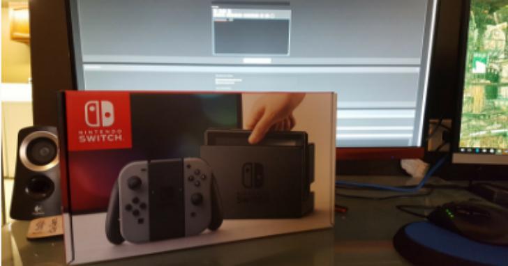 太早拿到貨也不好,國外玩家提前比別人早兩周拿到Nintendo Switch,但不知道能幹嘛?