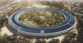 蘋果的「巨型甜甜圈」總部完成了,建築商抱怨蘋果將總部當成iPhone產品來打造
