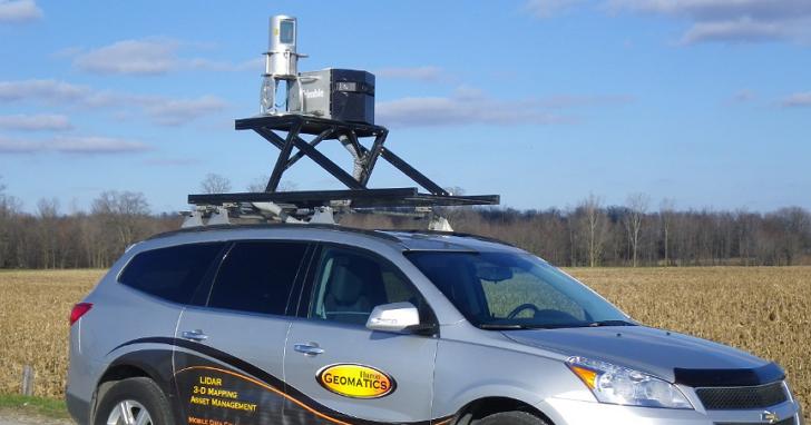 自動駕駛汽車不可或缺的「光達」LIDAR到底是什麼?它怎麼讓汽車看得更清楚?