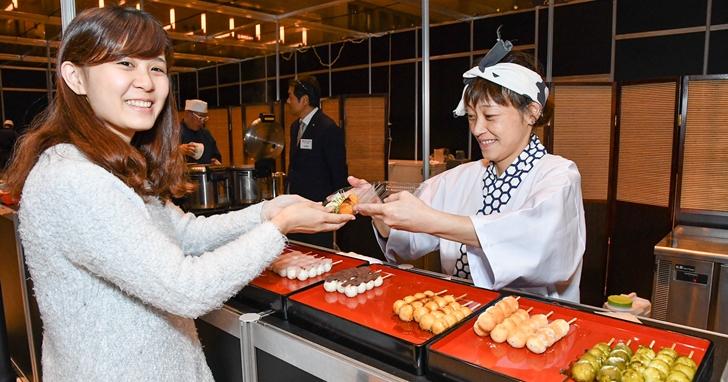 想吃日本美食免出國,WAKUWAKU JAPAN 於 2/25 起在台北車站請來米其林一星名店「久兵衛」陪你放連假