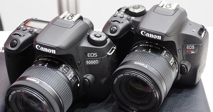 雙像素對焦 Dual Pixel 下放入門機,Canon 77D、800D 新機新鏡動手玩