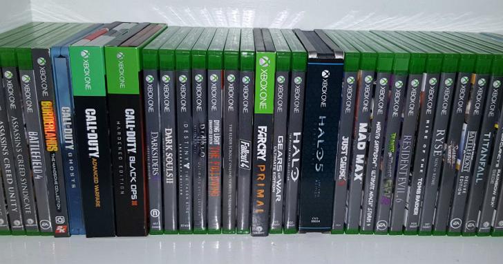 Xbox宣布將推出Xbox Game Pass服務:每月繳9.99美元讓你遊戲玩到飽