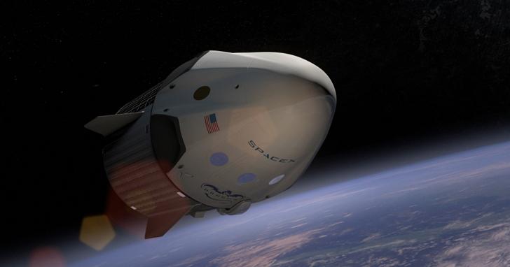 有錢真好!SpaceX 宣布 2018 年人類史上首支月球旅行團成行,團員僅兩人